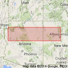 Supai Arizona Map.Geolex Supai Publications