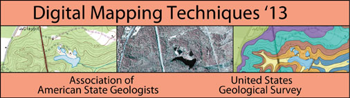 Digital Mapping Techniques Logo