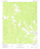 Download a high-resolution, GPS-compatible USGS topo map for Delight, AR (1980 edition)