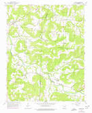 Download a high-resolution, GPS-compatible USGS topo map for Goshen, AR (1977 edition)