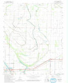 Download a high-resolution, GPS-compatible USGS topo map for Jeanette, AR (1993 edition)