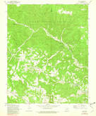 Download a high-resolution, GPS-compatible USGS topo map for Onia, AR (1982 edition)