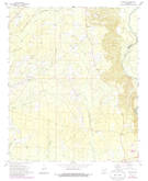 Download a high-resolution, GPS-compatible USGS topo map for Sumpter, AR (1986 edition)