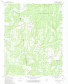 Download a high-resolution, GPS-compatible USGS topo map for Uniontown, AR (1982 edition)