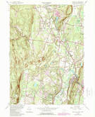 Download a high-resolution, GPS-compatible USGS topo map for Tariffville, CT (1988 edition)