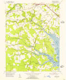 Download a high-resolution, GPS-compatible USGS topo map for Fairmount, DE (1956 edition)