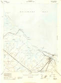 Download a high-resolution, GPS-compatible USGS topo map for Lewes, DE (1944 edition)