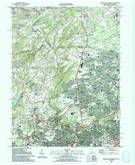 Download a high-resolution, GPS-compatible USGS topo map for Wilmington North, DE (1993 edition)