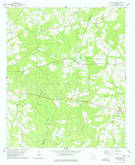 Download a high-resolution, GPS-compatible USGS topo map for Bay Branch, GA (1978 edition)