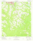 Download a high-resolution, GPS-compatible USGS topo map for Cairo South, GA (1976 edition)