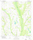 Download a high-resolution, GPS-compatible USGS topo map for Doverel, GA (1975 edition)