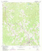 Download a high-resolution, GPS-compatible USGS topo map for Gray, GA (1984 edition)