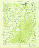 Download a high-resolution, GPS-compatible USGS topo map for Kensington, GA (1936 edition)