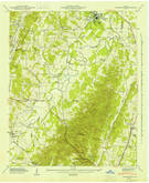 Download a high-resolution, GPS-compatible USGS topo map for Kensington, GA (1947 edition)
