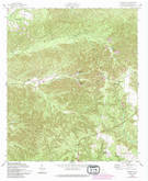 Download a high-resolution, GPS-compatible USGS topo map for Lumpkin SW, GA (1993 edition)