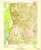 Download a high-resolution, GPS-compatible USGS topo map for Arlington, KY (1953 edition)