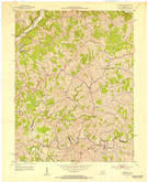 Download a high-resolution, GPS-compatible USGS topo map for Ashbrook, KY (1953 edition)