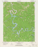 Download a high-resolution, GPS-compatible USGS topo map for Buckhorn, KY (1975 edition)