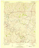 Download a high-resolution, GPS-compatible USGS topo map for Centerville, KY (1955 edition)