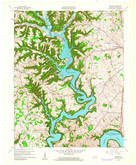 Download a high-resolution, GPS-compatible USGS topo map for Delmer, KY (1962 edition)