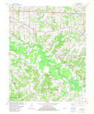 Download a high-resolution, GPS-compatible USGS topo map for Elva, KY (1982 edition)