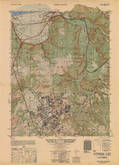 Download a high-resolution, GPS-compatible USGS topo map for Fort Knox, KY (1950 edition)