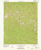 Download a high-resolution, GPS-compatible USGS topo map for Guage, KY (1977 edition)