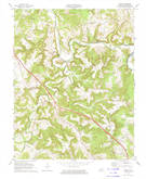 Download a high-resolution, GPS-compatible USGS topo map for Hadley, KY (1974 edition)
