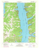 Download a high-resolution, GPS-compatible USGS topo map for Hamlin, KY (1972 edition)