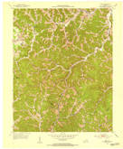 Download a high-resolution, GPS-compatible USGS topo map for Hima, KY (1953 edition)