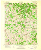 Download a high-resolution, GPS-compatible USGS topo map for Independence, KY (1962 edition)