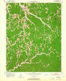 Download a high-resolution, GPS-compatible USGS topo map for Lee City, KY (1965 edition)