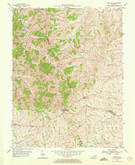 Download a high-resolution, GPS-compatible USGS topo map for Leesburg, KY (1973 edition)