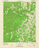 Download a high-resolution, GPS-compatible USGS topo map for London SW, KY (1965 edition)