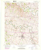 Download a high-resolution, GPS-compatible USGS topo map for Midway, KY (1979 edition)