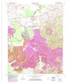 Download a high-resolution, GPS-compatible USGS topo map for Millport, KY (1983 edition)
