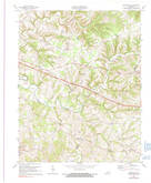 Download a high-resolution, GPS-compatible USGS topo map for Montpelier, KY (1990 edition)