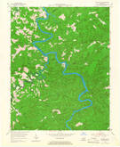 Download a high-resolution, GPS-compatible USGS topo map for Nevelsville, KY (1967 edition)