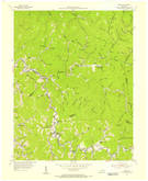 Download a high-resolution, GPS-compatible USGS topo map for Noble, KY (1955 edition)
