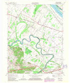 Download a high-resolution, GPS-compatible USGS topo map for Reed, KY (1981 edition)