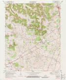 Download a high-resolution, GPS-compatible USGS topo map for Rockfield, KY (1988 edition)