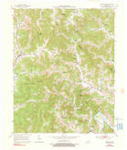 Download a high-resolution, GPS-compatible USGS topo map for Rockholds, KY (1991 edition)