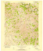 Download a high-resolution, GPS-compatible USGS topo map for Shady Nook, KY (1954 edition)