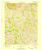 Download a high-resolution, GPS-compatible USGS topo map for Smithfield, KY (1955 edition)