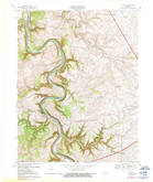 Download a high-resolution, GPS-compatible USGS topo map for Tyrone, KY (1988 edition)