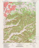 Download a high-resolution, GPS-compatible USGS topo map for Valley Station, KY (1984 edition)