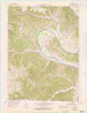 Download a high-resolution, GPS-compatible USGS topo map for Vernon, KY (1983 edition)