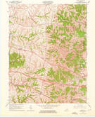 Download a high-resolution, GPS-compatible USGS topo map for Waddy, KY (1976 edition)