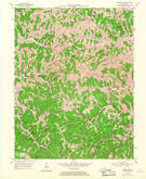 Download a high-resolution, GPS-compatible USGS topo map for Webbville, KY (1967 edition)