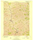 Download a high-resolution, GPS-compatible USGS topo map for Williamstown, KY (1952 edition)